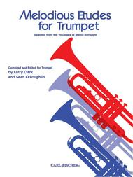 Melodious Etudes For Trumpet