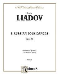 Eight Russian Folk Dances, Op. 58