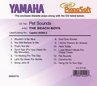 Beach Boys - Pet Sounds - Piano Software