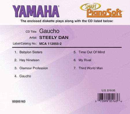 Steely Dan - Gaucho - Piano Software