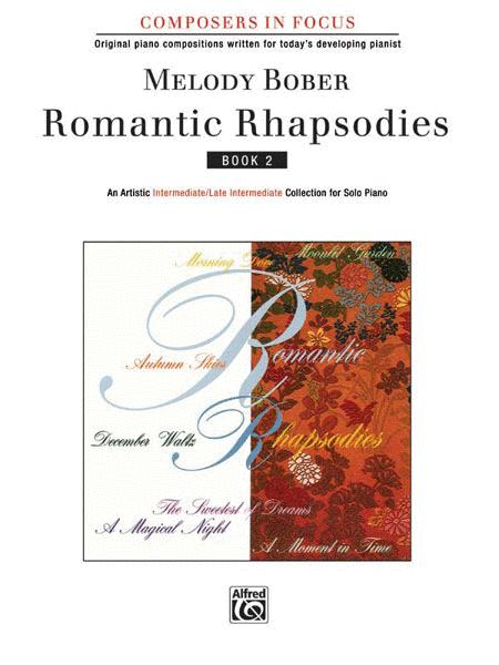 Romantic Rhapsodies, Book 2