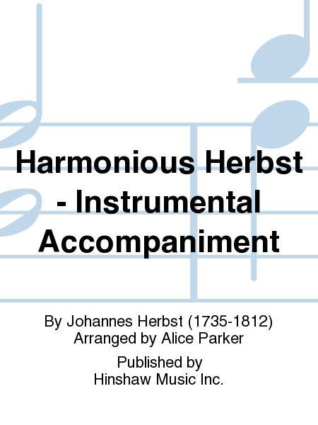 Harmonious Herbst - Instr.