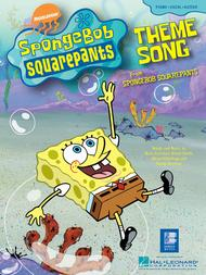 SpongeBob SquarePants (Theme Song) Sheet Music - Sheet Music