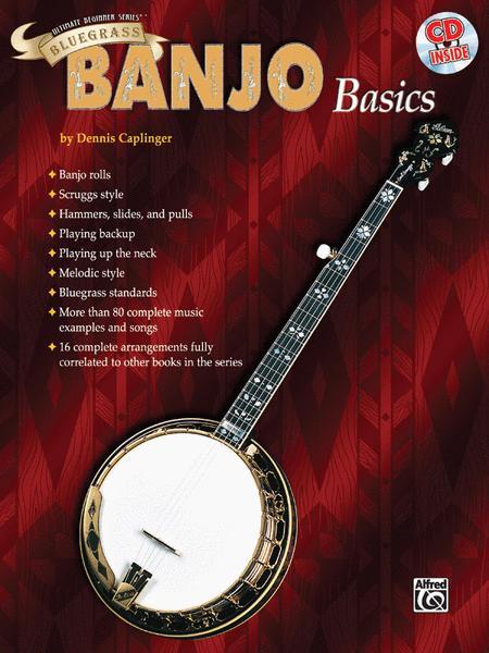 Ultimate Beginner Bluegrass Banjo Basics