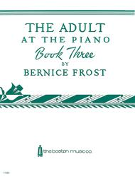 Adult At The Piano Book 3
