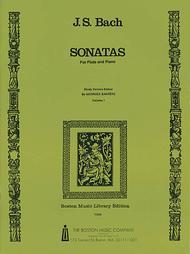 Sonatas for Flute and Piano, Volume 1