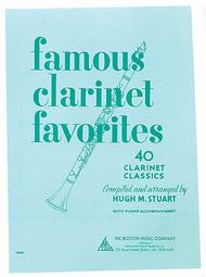 Famous Clarinet Favorites