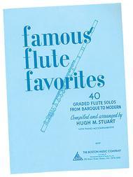 Famous Flute Favorites