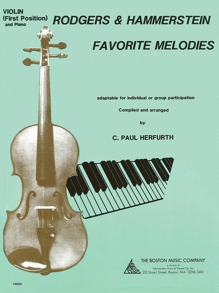 Rodgers & Hammerstein Favorite Melodies