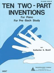 Ten Two Part Inventions