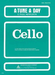 A Tune a Day - Cello