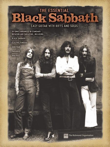 The Essential Black Sabbath