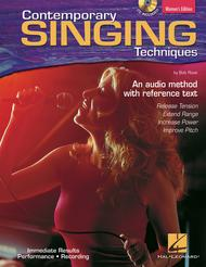 Contemporary Singing Techniques - Women's Edition