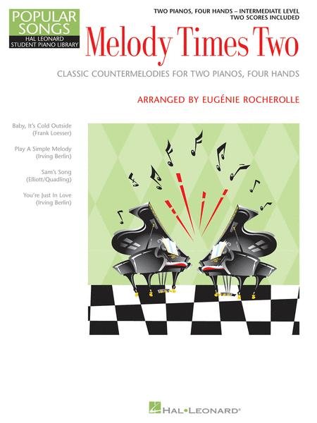 Melody Times Two - Intermediate Duets