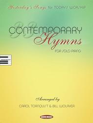 33 Contemporary Hymns - Piano Solo