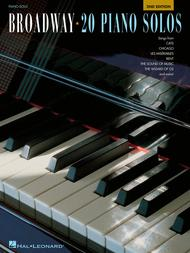 Broadway: 20 Piano Solos - 2nd Edition