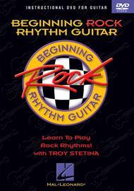 Beginning Rock Rhythm Guitar (DVD)