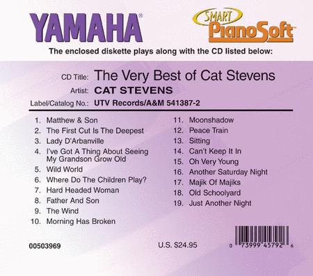 The Very Best of Cat Stevens - Piano Software