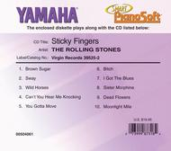 The Rolling Stones - Sticky Fingers - Piano Software