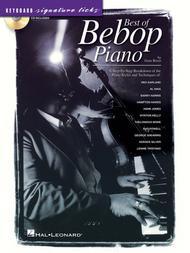 Best of Bebop Piano