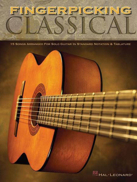 Fingerpicking Classical