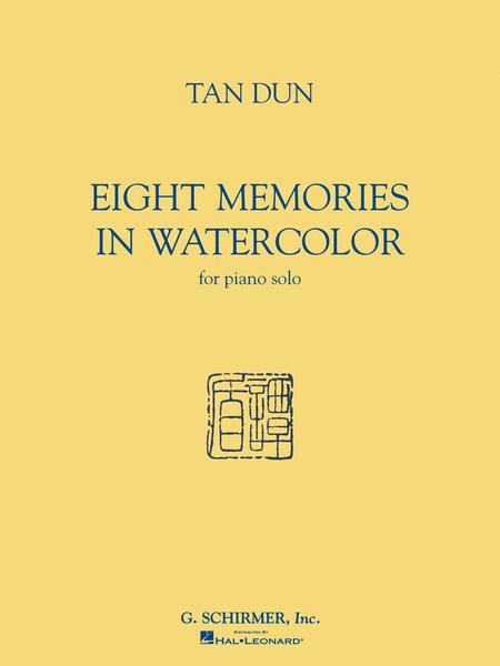 Eight Memories in Water Color