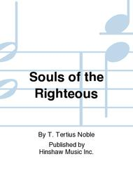 Souls of the Righteous