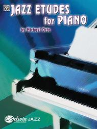 Jazz Etudes for Piano