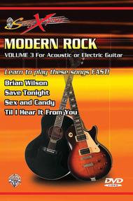 SongXpress: Modern Rock, Vol. 3 (for Acoustic or Electric Guitar)