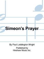 Simeon's Prayer