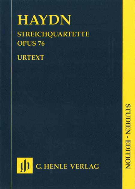 String Quartets op. 76/1-6 Band 10