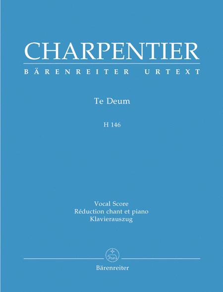 Te Deum D major H 146