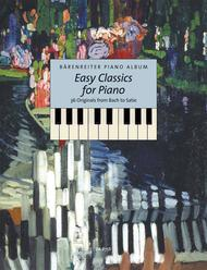 Easy Classics for Piano