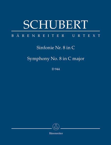 Symphony, No. 8 C major D 944