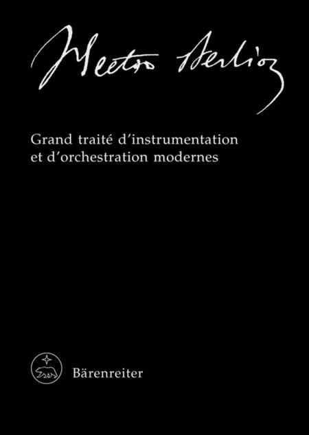 Grand traite dinstrumentation et dorchestration modernes