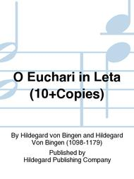 O Euchari in Leta (10+Copies)