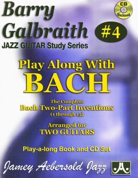 Barry Galbraith # 4 - Play-A-Long With Bach