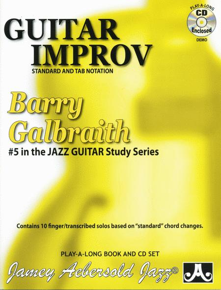 Barry Galbraith # 5 - Guitar Improvisation