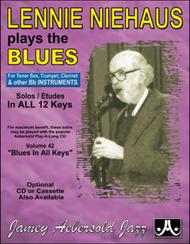 Lennie Niehaus Plays The Blues - Bb Edition