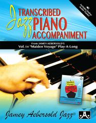 Jazz Piano Voicings - Volume 54