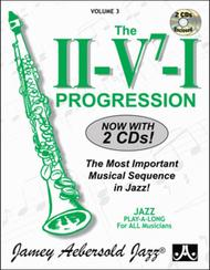 Volume 3 - The II/V7/I Progression