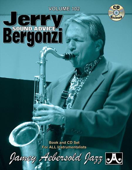 Volume 102 - Jerry Bergonzi