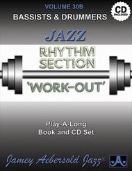 Volume 30B - Rhythm Section Workout - Bass & Drums