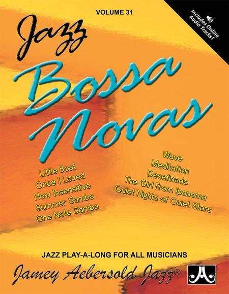 Volume 31 - Jazz Bossa Novas