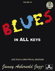 Volume 42 - Blues in All Keys