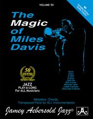 Volume 50 - The Magic Of Miles Davis