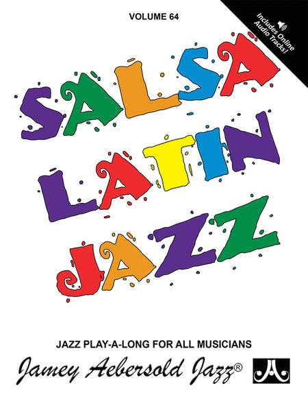 Volume 64 - Salsa Latin Jazz