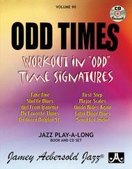 Volume 90 - Odd Times - Unusual Time Signatures