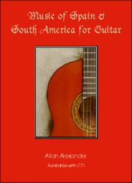 Music of Spain & South America for Guitar
