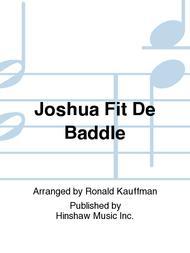 Joshua Fit de Baddle